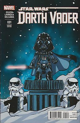 Marvel Comic Star Wars Darth Vader #1 Skottie Young Variant