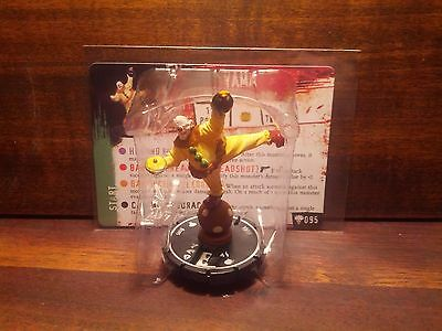 HORRORCLIX - FREAKSHOW Yama 095 (Rare)  UNPLAYED W/CARD