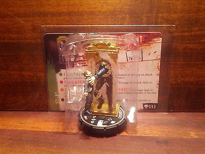 HORRORCLIX - FREAKSHOW Cotswold Giant 093 (Rare)  UNPLAYED W/CARD