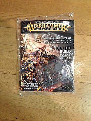 80-16 Getting Started With Warhammer Age Of Sigmar  With Figurine Brand New
