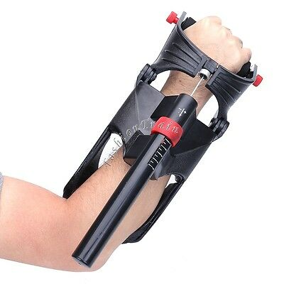 Mens Wrist Forearm Grip Exerciser Strengthener Therapy Exercise Trainning Gyms