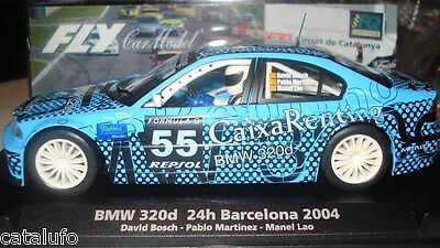 Fly A627 BMW 320D 24H BARCELONA 2004  nuevo New 1/32