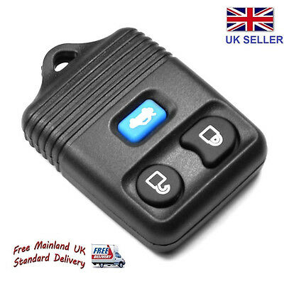 Brand New Remote Key Fob For Ford Transit Mk6/ Connect 2000-2006+Program Details