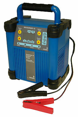 Cemont car battery charger ID charger 15 digital battery charger