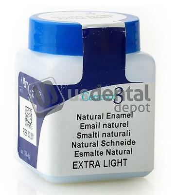 CERAMCO-3 Natural Enamel Light 1oz. ( Incisal )  ( # 301202 )  301202