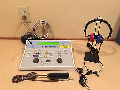 Interacoustics AD229e Audiometer with Current Calibration Certificate