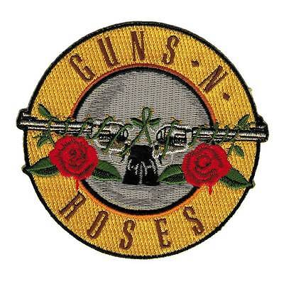 Guns N Roses Band Sew On Embroidered And Official Patch New Rare
