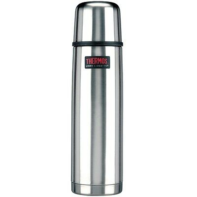Thermos Light & Compact 0,75 l Edelstahl Thermoskanne Isolierflasche