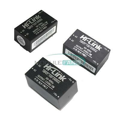 HLK-PM01/HLK-PM03/HLK-PM12 220V to 12V/5V/3.3V Step Down Power Supply Module