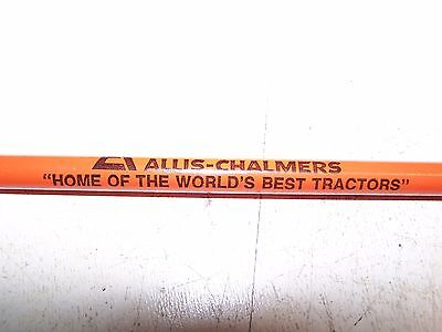 NOS ALLIS CHALMERS Advertising Pencil Farm Tractor West Allis Wisconsin NICE!!
