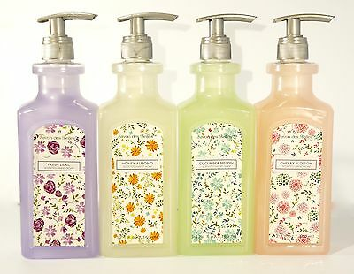 New Savon des Belles Scented Hand Soap 12.1 Oz Holiday Gift Set Multiple Scents
