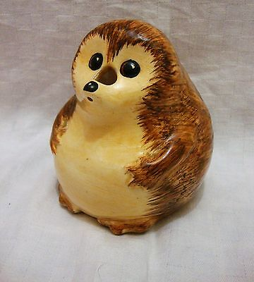 Cute Babbacombe Pottery Hedgehog String Holder