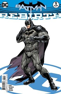 DC Comics Batman Rebirth Special # 1 2016 Howard Porter Variant Cover NEW