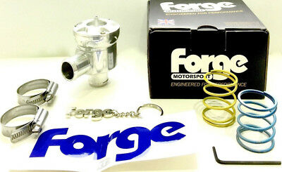 Forge Turbo Recirculation Valve FMDV008 for Seat Leon Cupra 1.8T & R Silver