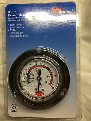 Thermometer Refrigerator Freezer External Walk-in Cooper-Atkins
