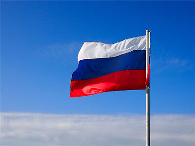 3'x5' Large Russian Flag Polyester the Russia National Banner