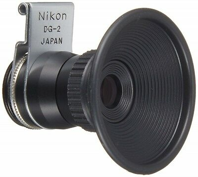 Genuine Nikon DG-2 Eyepiece Magnifier from Japan + Tracking Number
