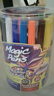 New Magic Pens By Wham-O
