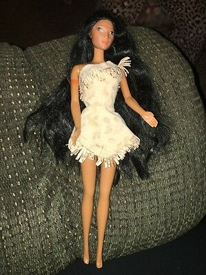 Disney Pocahontas Barbie Doll