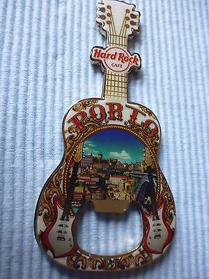 1 Hard Rock Cafe  Magnet Bottle Opener Porto New
