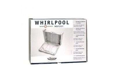 Whirlpool 481281719244 pk of 3 Freezer Never Defrost Absorber Bags NDF207