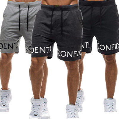 NEW INCERUN Men's Casual Running Sport Shorts Dance Trousers Training Gym Pants