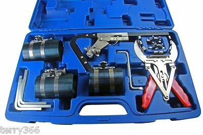 BERGEN PISTON RING SERVICE TOOL SET Compressors, Pliers, Groove Cleaners B5580