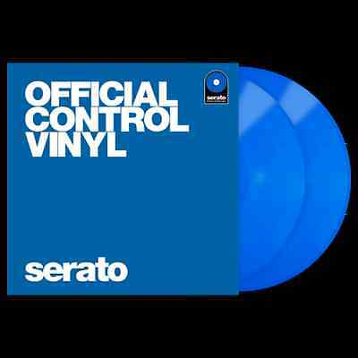Serato Performance Series Control Vinyl Blue Pair DVS 12""