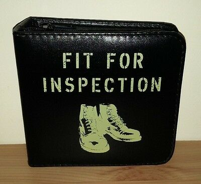 'Fit for Inspection' Shoe Cleaning Kit