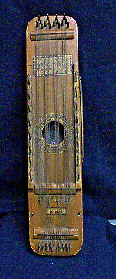 ANTIQUE UKELIN 32 Bowed Psaltery STRING MUSICAL INSTRUMENT CIRCA 1920'S