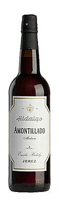 (13,27 €/L) Emilio Hidalgo - Amontillado Sherry Medium Dry - 1 x 0,75 l