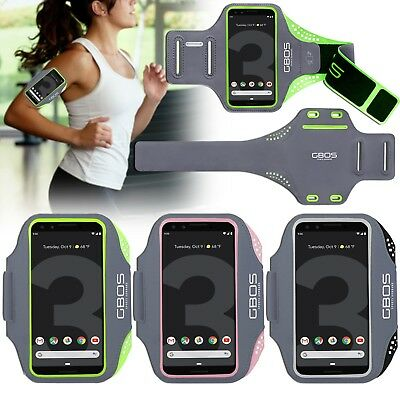 GBOS® Sports Gym Exercise Running Armband Case Cover For Google Pixel/Pixel XL
