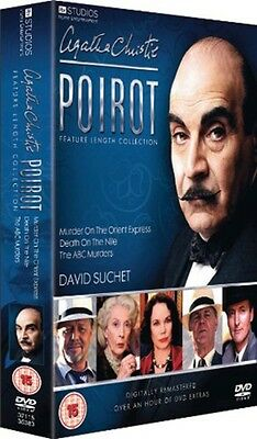 Agatha Christie's Poirot: Collection DVD NEW & SEALED