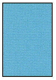 Crescent 1073 Colored Mat Board, 32 X 40 in, 14-Ply Thickness, Biscay Blue, Pack