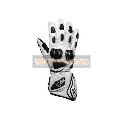 Guantes Gloves Leather Rainers Racing Piel Xp3 S