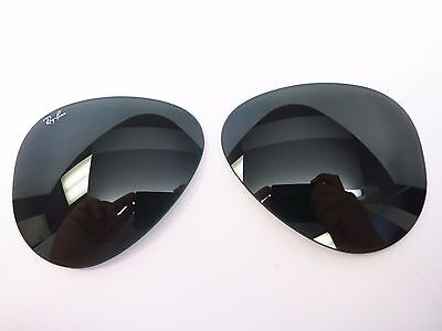 Ray-Ban RB 3025 Aviator G15 Green Non-Polarized Sunglass Replacement Lenses 58mm