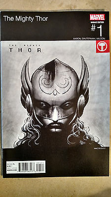 Mighty Thor #1 Deodato Hip Hop Variant 1St Print Marvel Comics(2016) Jane Foster
