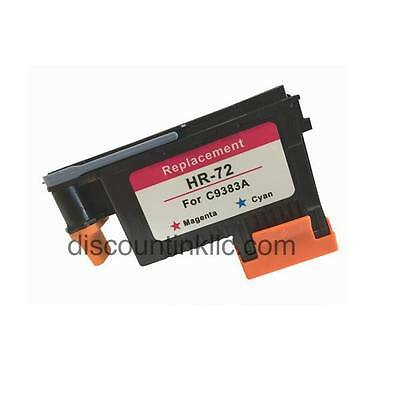 HP 72 Cyan/Magenta Printhead for HP Designjet T610 T790 T1120 T1120ps T1100ps
