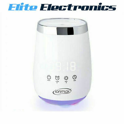 Ionmax Ion138 Humidifier Aromatherapy Diffuser Clean Ioniser Changing Led Light