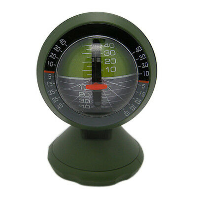 Multifunction Car Inclinometer Slope Outdoor Vehicle Compass Measure Tool Hot