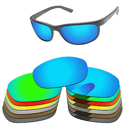 Polarized Replacement Lenses 62mm For RB2027 Sunglasses Multi - Options