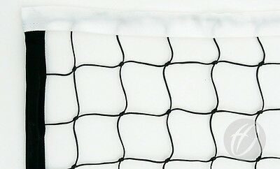 Harrod UK volleyball Match nets are 9.5m long x 1.0m high and made from 100mmsq