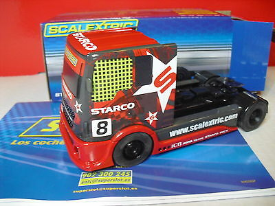 LOTE 63 Superslot  Camion STARCO  SLOT 1/32 NUEVO NEW C3609