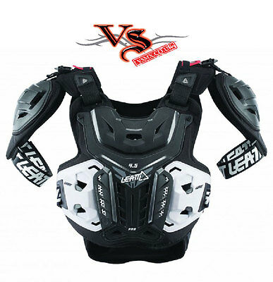Leatt CHEST PROTECTOR CHEST PROTECTOR 4.5 PRO BLACK ADULT