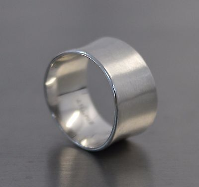 ESPRIT SILBER 925 RING 91120A Bold & Pure GR. 53 / 13 (7) - UVP 50 EURO - 8.