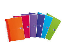 """1 Cahier """"Office Book""""  21x29.7 - 100 pages - 5x5"""