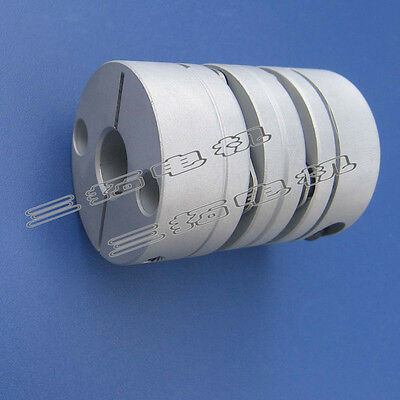 1PCS Flexible Double Diaphragm/Screw Coupling For Servo/Step Motor High Speed