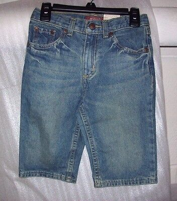 Boys Arizona Jean Denim Shorts Multiple Colors Ans Sizes New With Tags Msrp$30