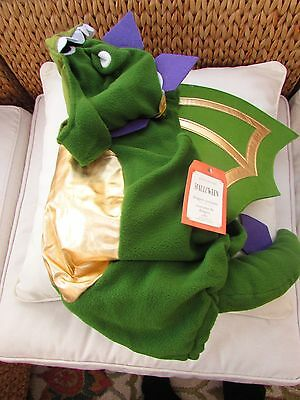 New Pottery Barn Kids Dragon Halloween Costume, Size 7-8, Year Round Fun