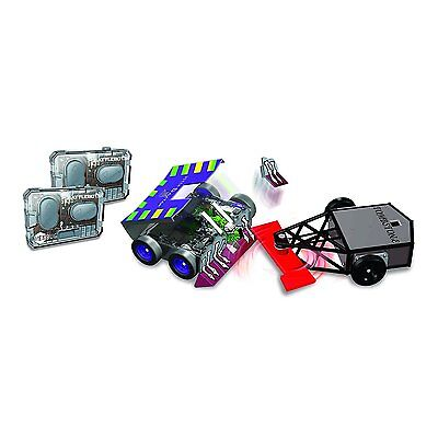 Battle Bots Rivals (IR) 2 Pk Toy Tombstone's Grave-Making Spinning Blades New